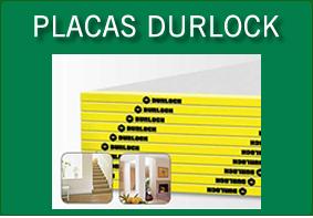 Placas Durlock